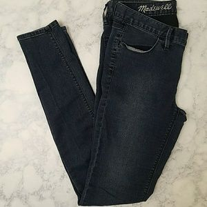 Madewell Jeggings